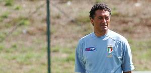 Claudio Gentile, 59 anni, ex c.t. dell'Under 21 azzurra. Ansa