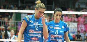Martina Guiggi e Manuela Secolo. Tarantini