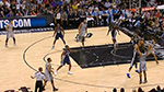San Antonio-Memphis 105-83: highlights