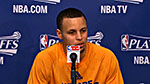 Steph Curry: &quot;Ripartiremo da qui&quot;