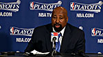 Mike Woodson: &quot;Dobbiamo vincere gara-6 e tornare a NY&quot;