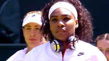 Golden Moments, Serena Williams riscrive la storia