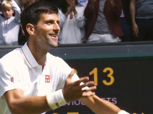 Terza giornata, riecco Djokovic e Federer