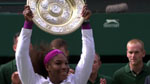 Serena Williams trionfa a Wimbledon