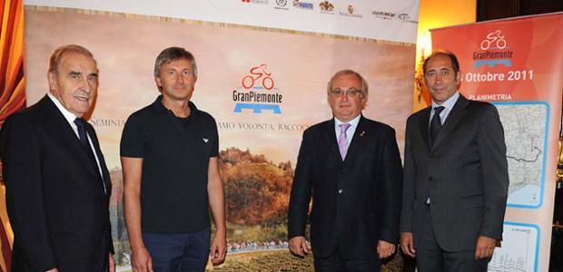 "GranPiemonte: ""world"" challenge Cavendish vs Gilbert on the new spectacular track"