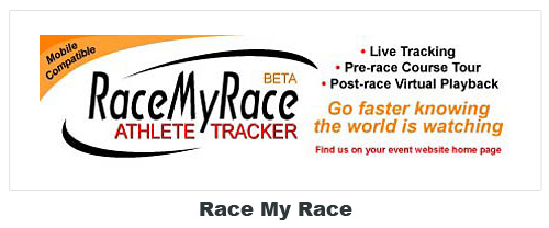 RaceMyRace Athlete Tracker