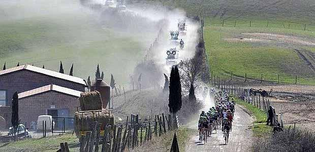 Strade Bianche on March 2nd with 17 teams invited