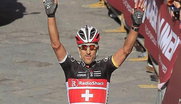 Cancellara hopes for a third victory in the Strade Bianche by Limar