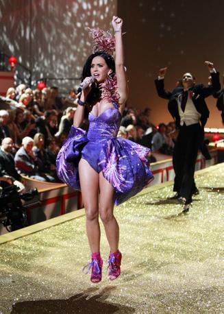 Katy Perry Durante Una Delle Sue Performance