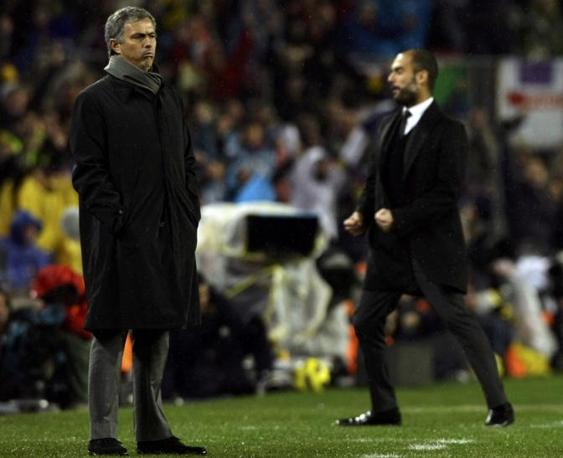 Mourinho è preoccupato. Reuters