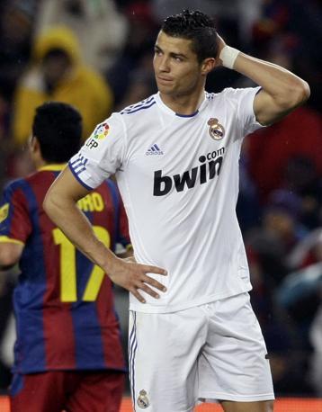 Il Real di Ronaldo è umiliato: nel finale incassa il 5-0 da Jeffren. Reuters