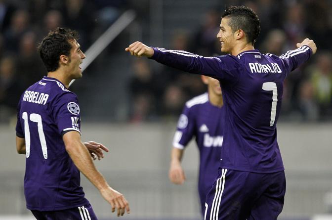 """Cristiano Ronaldo: """"Conta solo vincere, non chi segna""""."""
