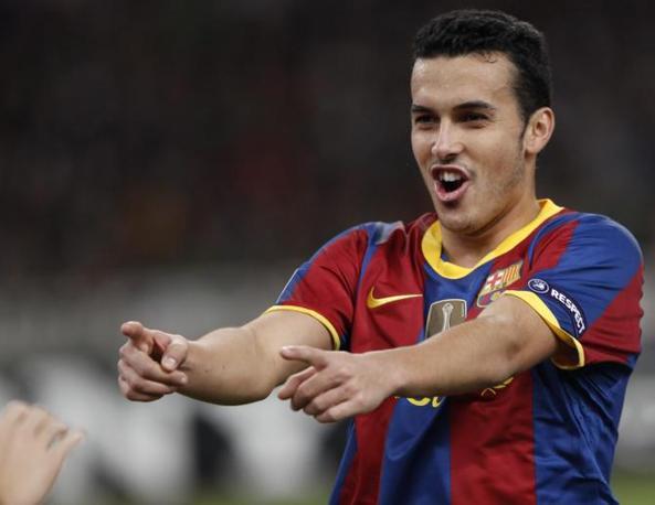 """Pedro: """"Non indosserò mai la maglia del Madrid""""."""