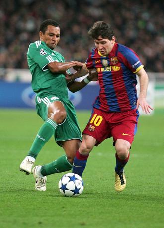 """Leo Messi: """"Il Madrid mi piace, gli ho sempre fatto tanti gol""""."""