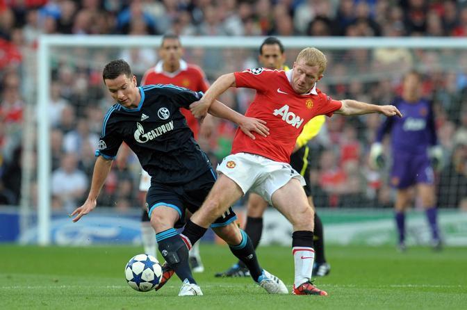 Nonostante lo United abbia scelto il turnover, è gara vera fin dai primi minuti. Ansa