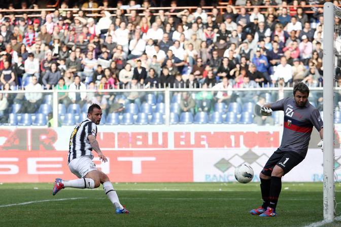 Moretti davanti a pepeil gol era regolare for Esterno sinistro juve
