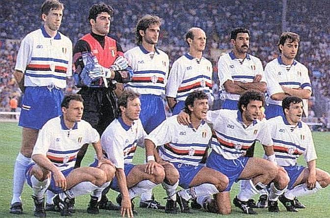 Mancini Baggio Del Piero Totti