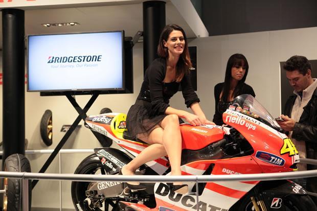 Il salone donna for Salon de milan moto 2018