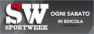Settimanale SportWeek by Gazzetta
