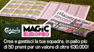 MAGIC Europeo