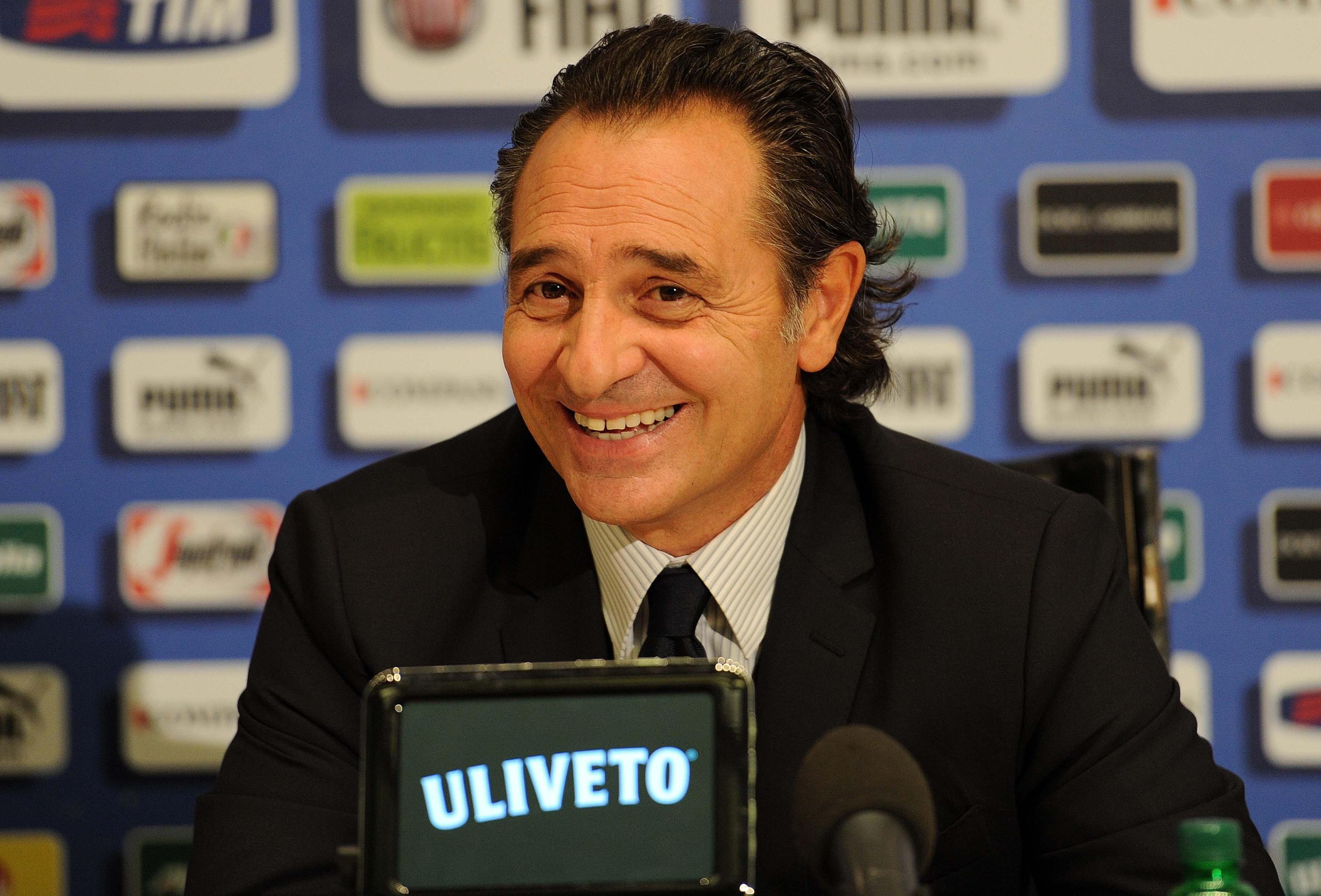 Cesare Prandelli, 55 anni, c.t. della Nazionale dal 2010. Ansa