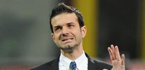 Andrea Stramaccioni, tecnico dell'Inter sulla graticola. Ansa