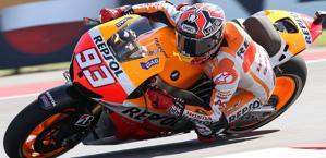 Marc Marquez, 20 anni, prima stagione in MotoGP. Ciami-Cast