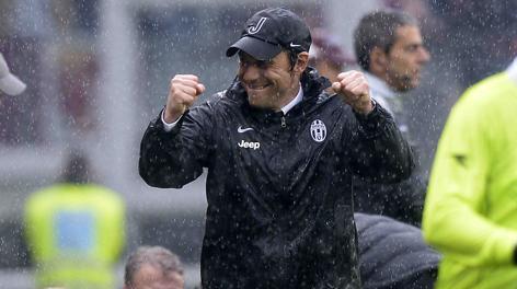 Antonio Conte, 43 anni, due stagioni alla Juve. LaPresse