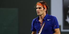 Roger Federer, 'numero 1 di sempre per Borg'. Reuters