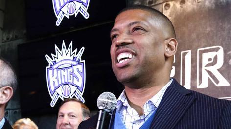 Kevin Johnson, sindaco di Sacramento, ha vinto la battaglia per tenere i Kings. LaPresse