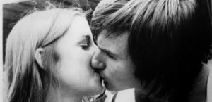 Chris Evert e Jimmy Connors, fidanzati dal 1973 al 1976. Ap