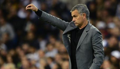 Jose Mourinho, dal Real Madrid al Chelsea? Sarebbe il bis coi blues. Afp