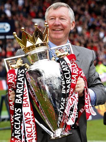 16 maggio 2009. Nuova vittoria della Premier League. Ap