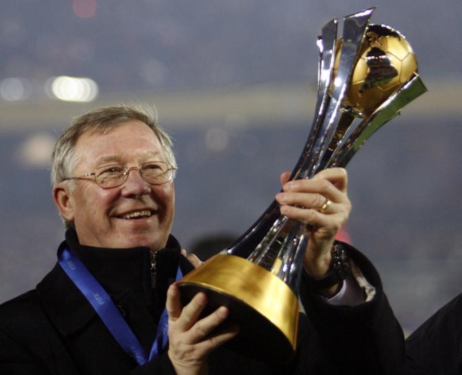 21 dicembre 2008. Vittoria a Tokyo della finale mondiale per club. Reuters