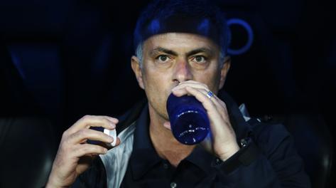 Jos� Mourinho, tecnico del Real Madrid. Reuters