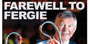 L'addio di Ferguson sul Mirror