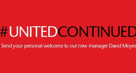 La gaffe apparsa sulla pagina ufficiale del Manchester united su Facebook