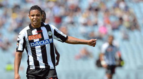 Luis Muriel, 22 anni, 10 gol in A. LaPresse