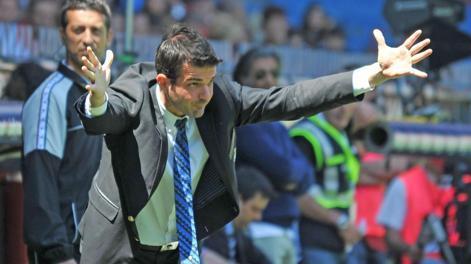 Andrea Stramaccioni, 37 anni, tecnico dell'Inter. Ansa