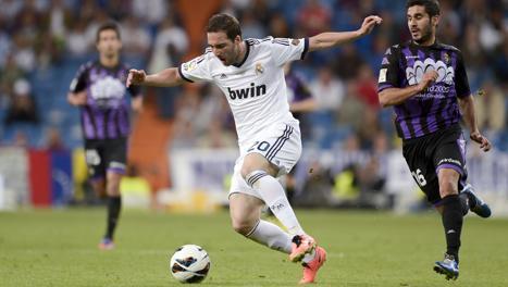 Gonzalo Higuain, 25 anni. Afp
