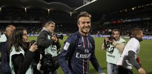 L'ultima festa: il titolo di Ligue 1. LaPresse