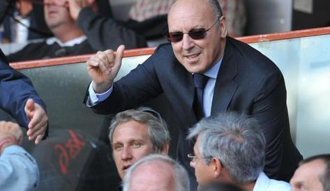 Beppe Marotta, dg e ad della Juventus. Ansa