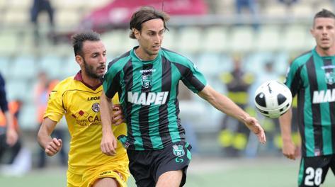 Missiroli ha segnato il gol promozione del Sassuolo. LaPresse