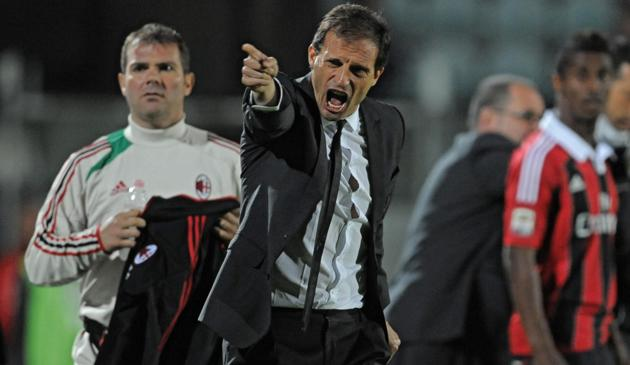 Ultime Notizie: Allegri: 