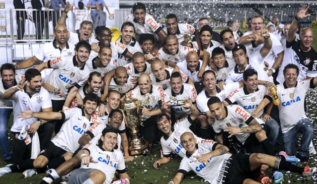 Ultime Notizie:  Pato, primo titolo in Brasile Il Corinthians campione paulista 