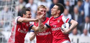 Entusiasmo Gunners: l'Europa sarà quella da Champions. Action Images