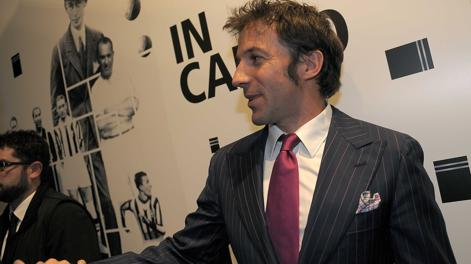 Alessandro Del Piero. LaPresse