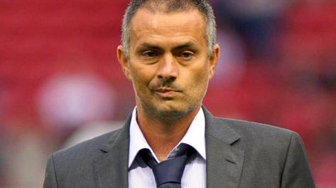 Josè Mourinho, per tre anni alla guida del Real Madrid. Epa