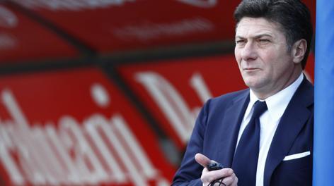 Walter Mazzarri, nuovo tecnico dell'Inter. LaPresse