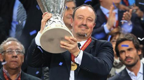 Rafa Benitez, 53 anni. Bozzani